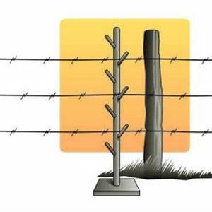 12 farmer fence fixes ... DIY fencing tricks straight from the experts: farmers! | Living the Country Life | http://www.livingthecountrylife.com/fencing/12-farmer-fence-fixes/