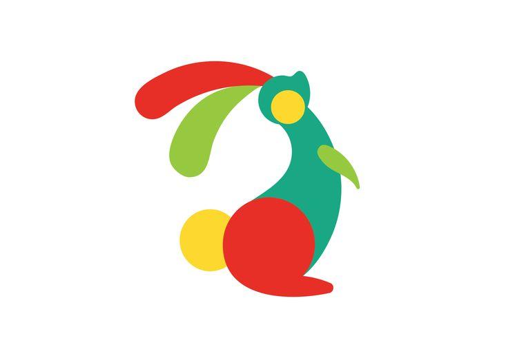 Галина Паламарчук / 1 курс #circle #animal #logo