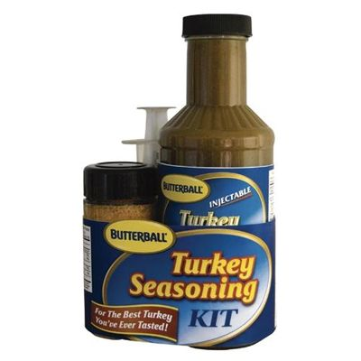 Turkey Fryer Butterball Seasoning Kit Electric Turkey Fryer