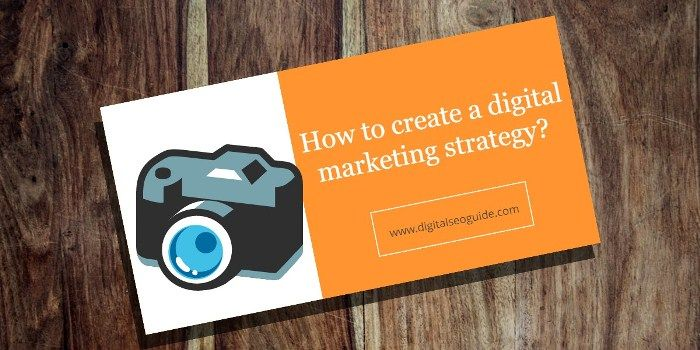 Are you a marketer wondering to seek how to build a digital marketing strategy?