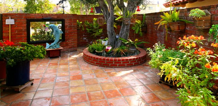140 Best Outdoor Mexican Tile Images On Pinterest 640 x 480