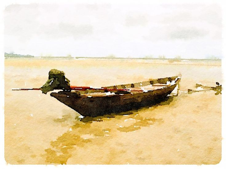 Art Prints on The Anthrotorian, original art, art prints for sale, travel art, support artists, art for sale online, Society6 artist, travel, adventure, Thailand art, beach art, sand, boats, ocean