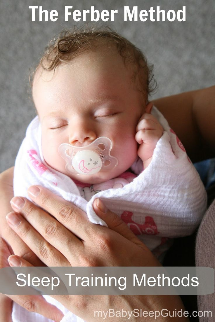 Learn how to do sleep training, the Ferber way. This involves progressive checks with your child