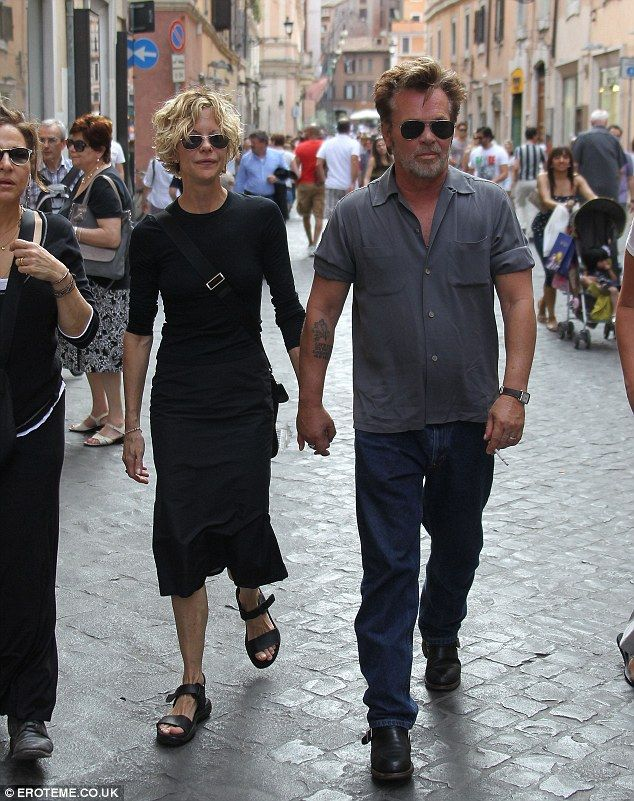 Meg Ryan & John Mellancamp