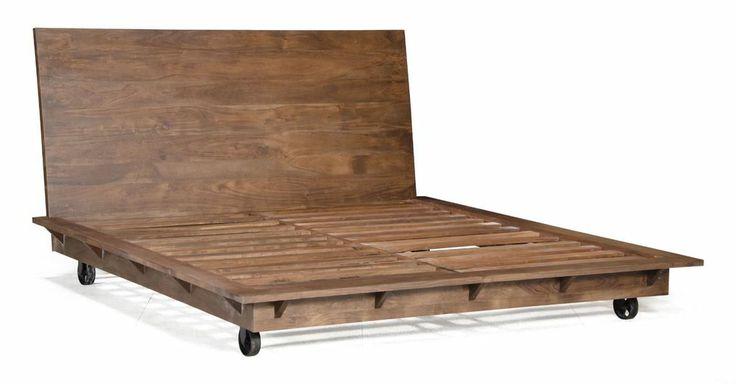 antique wood bed frames  3