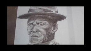 Draw any types of portrait | www.drawing-made-easy.com | #portrait #drawing
