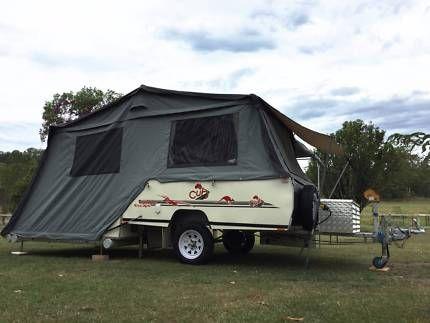 Cub Camper Trailer 40th Anniversary Edition SupaMatic Escape | Camper Trailers | Gumtree Australia Gold Coast North - Oxenford | 1140910159