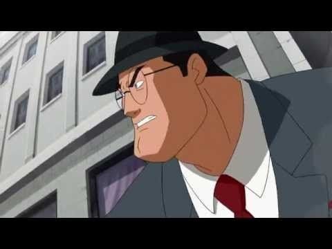 """This is """"Superman vs the Elite"""". The newest animated film by DC. I've seen all the others the company as created, so I gotta see this. I like the style of these shows and I think the voice acting is done pretty well. Its got George Newbern as Superman, so its gotta be good."""