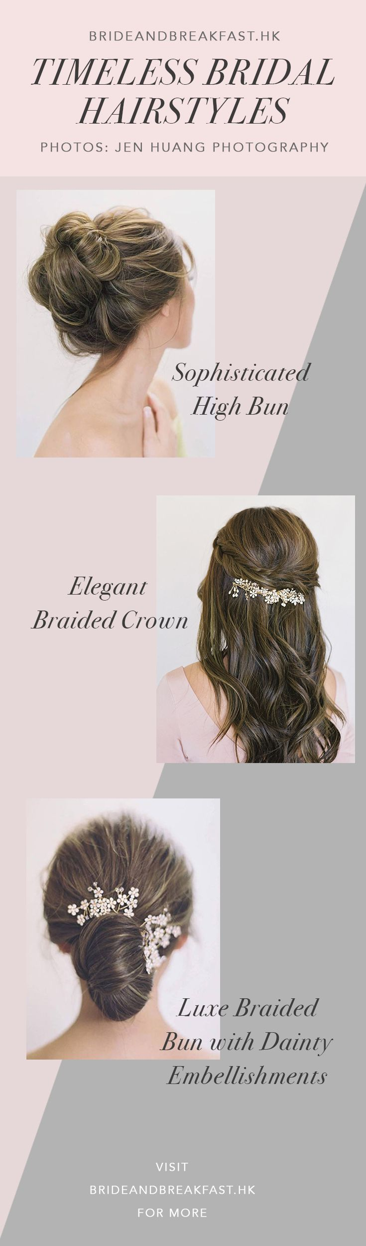 6 Timeless Wedding Hairstyles for Every Bride-to-Be
