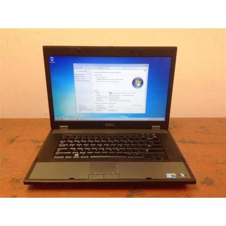 "Famous Dell Latitude E5510 Fast Intel Core i3 M370 2.40GHz, Grey 15.6"" Laptop, 4 GB Ram, Hard Drive 160GB, Intel Graphics, Windows 7 Pro, 15.6"" HD LED Wide Screen, Serial Port, VGA, WiFi, Bluetooth, DVD-RW, 4 x USB, Card Reader"