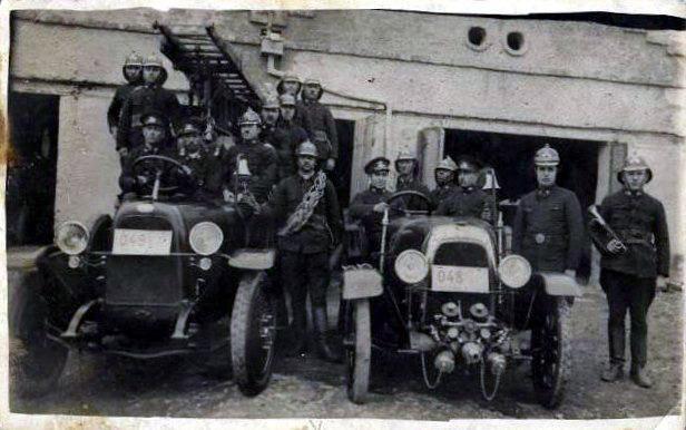 Ankara-KIZILCAHAMAM-1931 İTFAİYE GRUBU