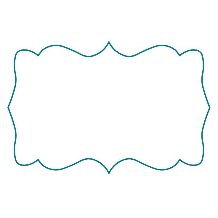 Label (Clear Cuts) Steel-Rule Die   AccuCut Craft