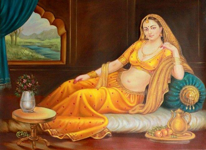 Rajastán - mujeres indias
