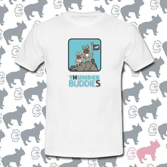 FRENCH BULLDOG  Thunder Buddies by GTCompany on Etsy, zł64.00