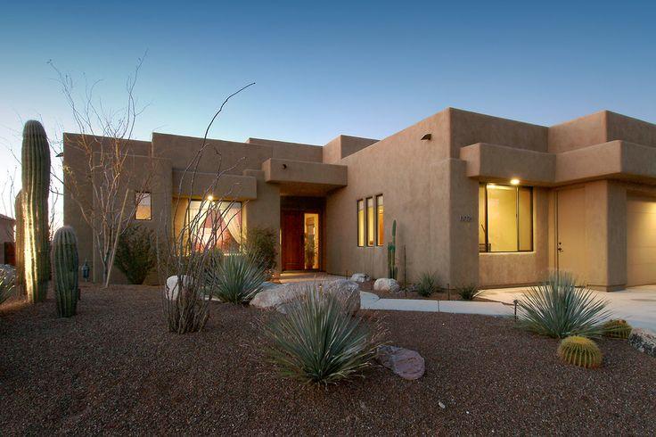 dunn edwards exterior exterior southwestern with cactus ...