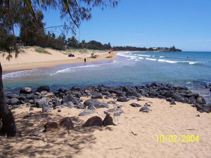 Kellys Beach Bargara Qld