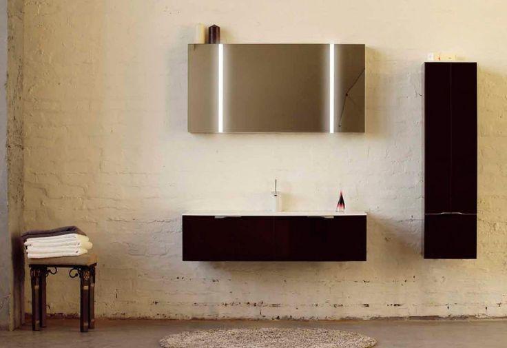 Подвесная мебель для ванной в современном интерьере - https://www.archidom.in/deco/podvesnaya-mebel-dlya-vannoy-v-sovreme/