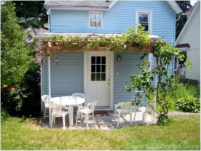 Build Your Own Pergola Cheap Cost