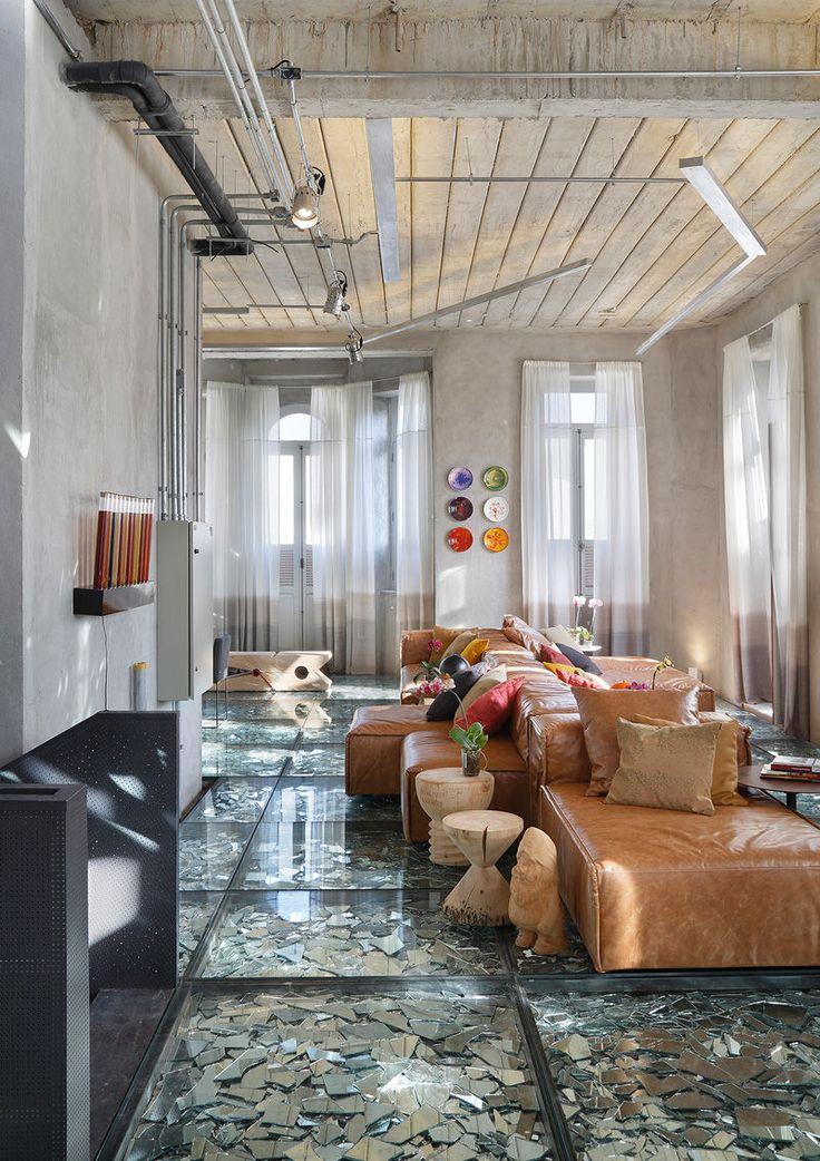25+ best Broken mirror floor ideas on Pinterest | Mirror wall art ...