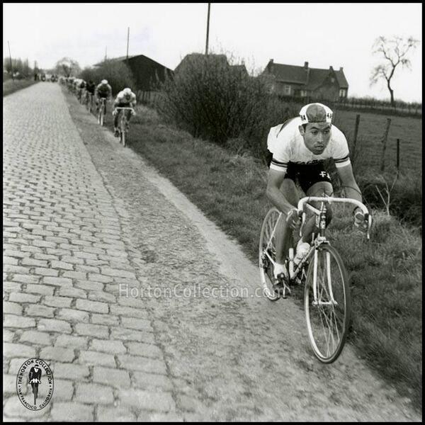 1968 Paris-Roubaix Eddy MERCKX   Merckx' First Paris-Roubaix Victory...