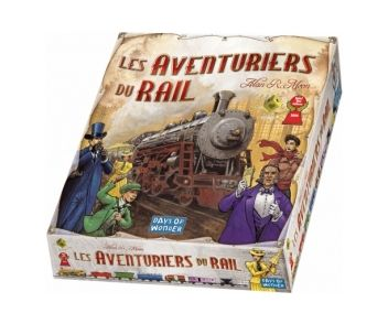 Les Aventuriers du rail | Asmodee Editions