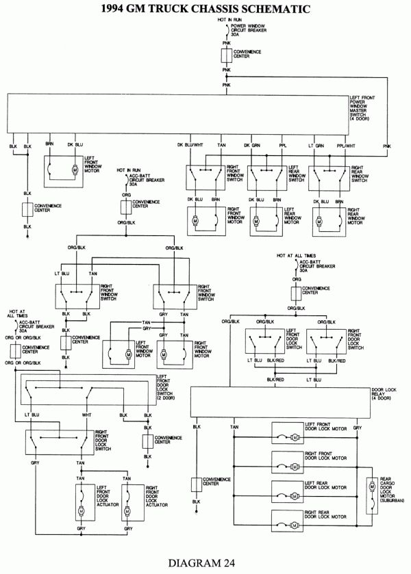16 94 Chevy Truck Stereo Wiring Diagram Truck Diagram In 2020