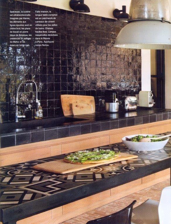 Küchen   SOUTHERN TILES Mediterrane Wand  Und Bodenfliesen