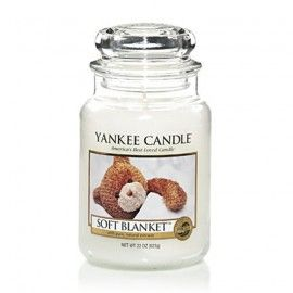 Yankee candle... I sure love fresh scents but I wonder if it would have a good throw?