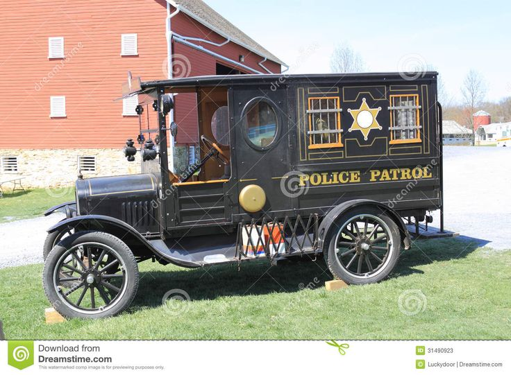 Old Police Car Stock Photos, Images, & Pictures – (605 Images)