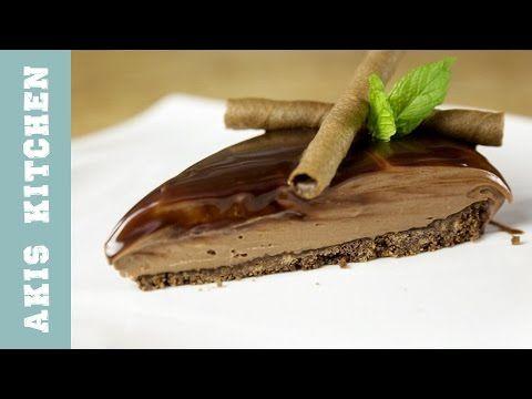 Nutella Cheesecake | Akis Petretzikis