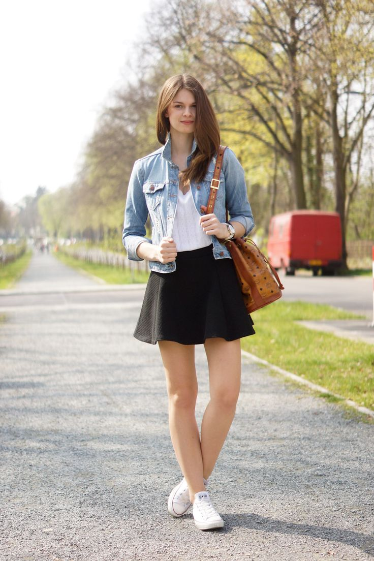 82 best images about Converse and skirts on Pinterest