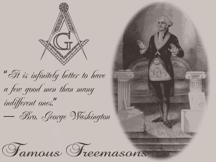 The Masonic Observer: 39 Best Images About Famous Freemasons On Pinterest