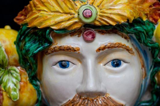 Teste di Moro // Sicilian Ceramic Heads • TheJuiceSqueezer