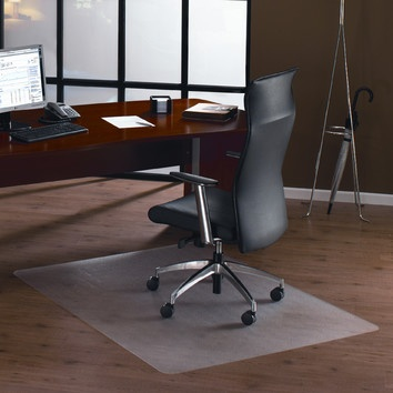 Floortex Cleartex Ultimat Anti-Slip Hard Floor Chair Mat
