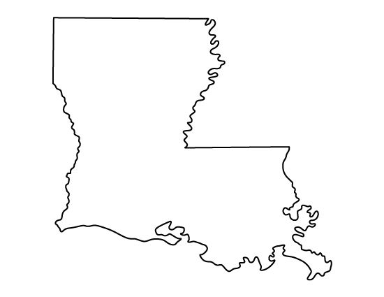 Image Result For Louisiana Symbols Coloring Pages