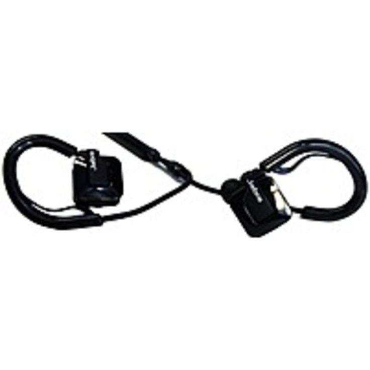 Jabra Step Wireless Headset - Stereo - Wireless - Bluetooth - 32.8 ft - 32 Ohm - 20 Hz - 20 kHz - Earbud - Binaural - In-ear - Omni-directional Microphone