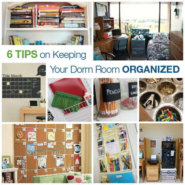 6 Tips For Keeping Your Dorm Room Organized Part 87