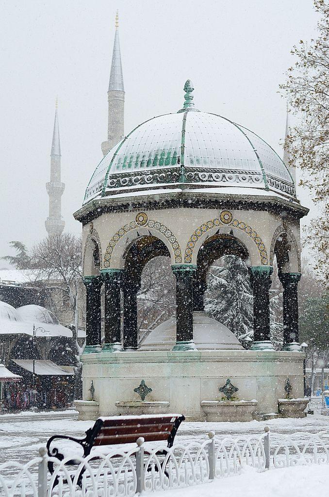 Alman Çeşmesi-İstanbul