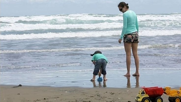 Water Safety: Keeping your children safe at the beach