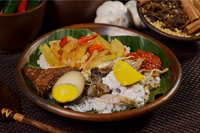 Nasi Liwet – Best Bumbu's Rice Food Recipe