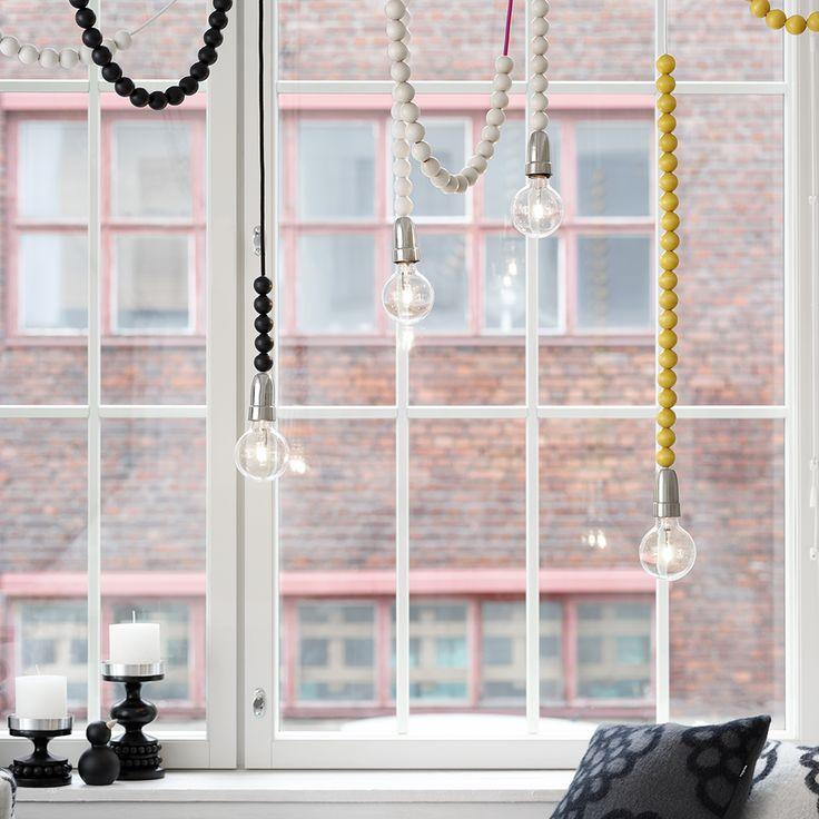 Aarikka - Home decoration : Reitti ceiling lamp