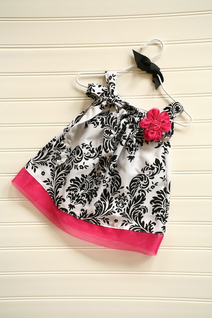 Red Damask Pillowcase Dress Available 0-3 months through Size 5/6. $28.00 & 815 best Baby images on Pinterest | Toddler boys Clothes for ... pillowsntoast.com