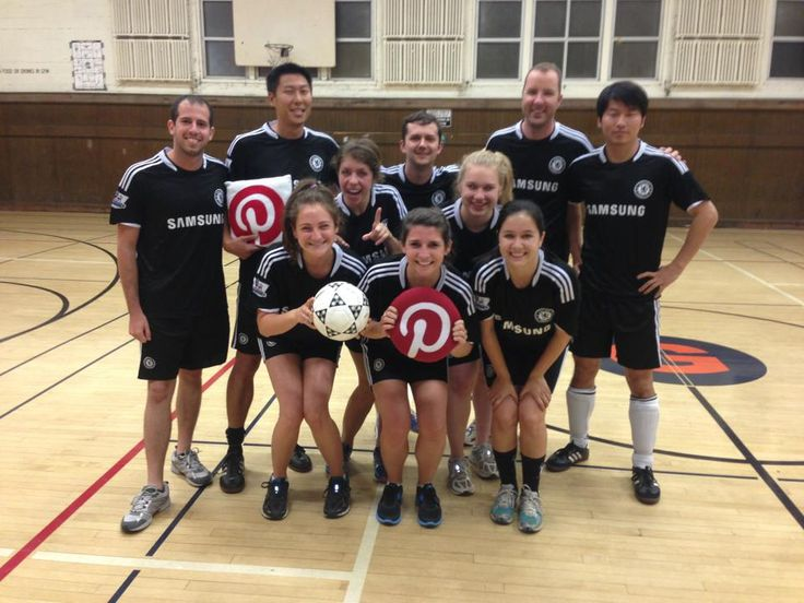 Our Zogsports Indoor Soccer Team