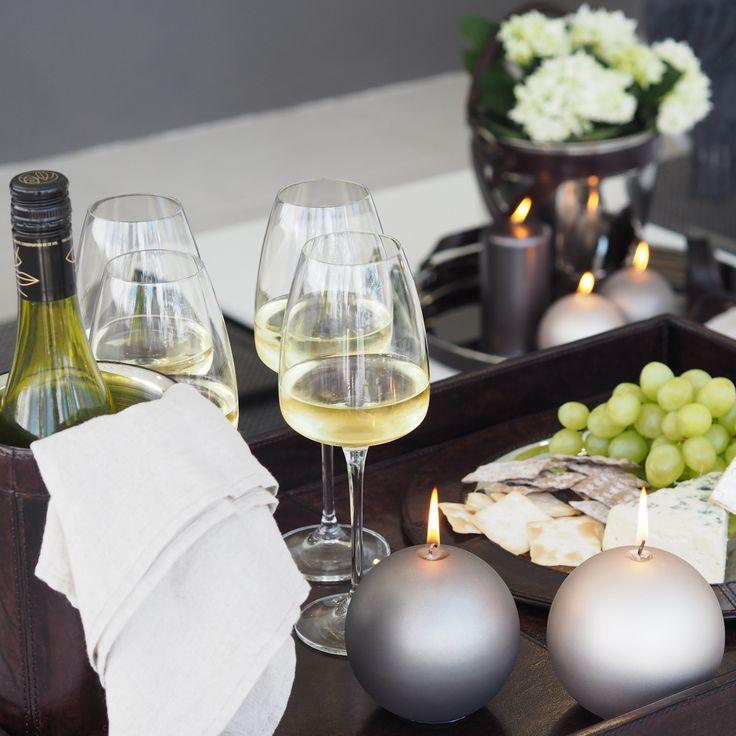 Piemonte white wine glass, 440 ml, 6pcs