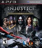 Injustice: Gods Among Us Ultimate Edition - PlayStation 3, Multi