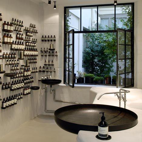 aesop store design