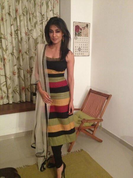 Chitrangda Singh via The Purple Window