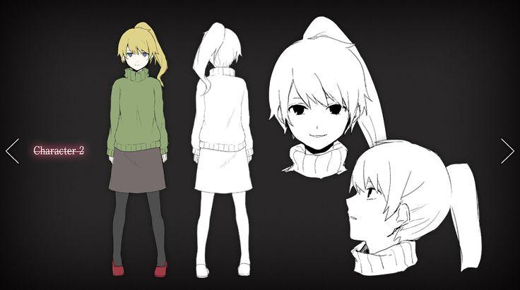 キャラ2; Yume Nikki