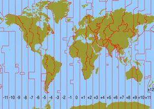 Time Zone Abbreviations - Worldwide List