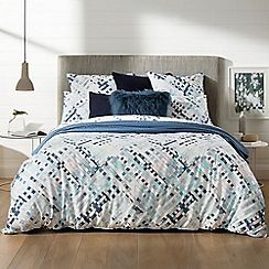 Sheridan - Aquamarine 'Alchemie' bed linen